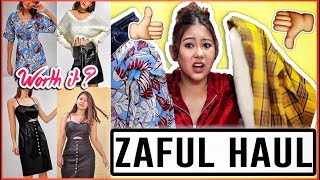 Zaful HAUL! Expectation Vs Reality! |ThatQuirkyMiss