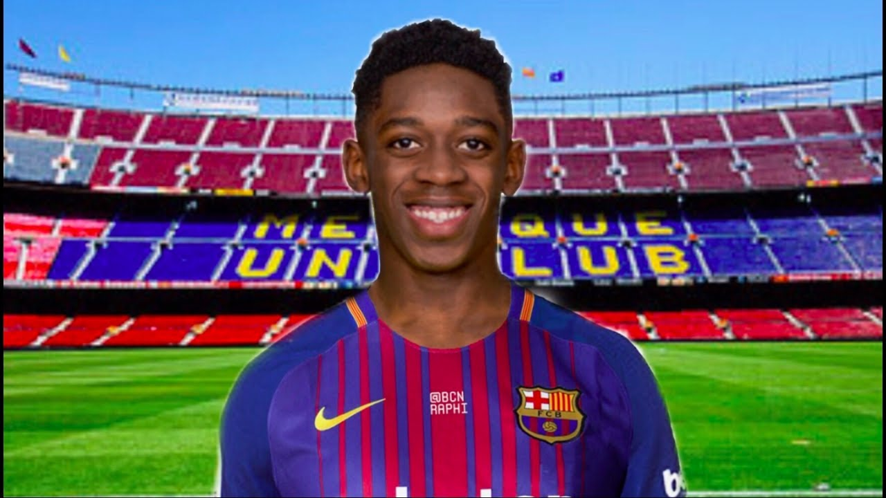 Could Barcelona sign Ousmane Dembele