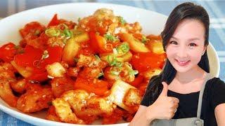印度著名滿洲花椰菜~必吃酥脆花椰菜食譜!【美食天堂】家常料理食譜 一學就會
