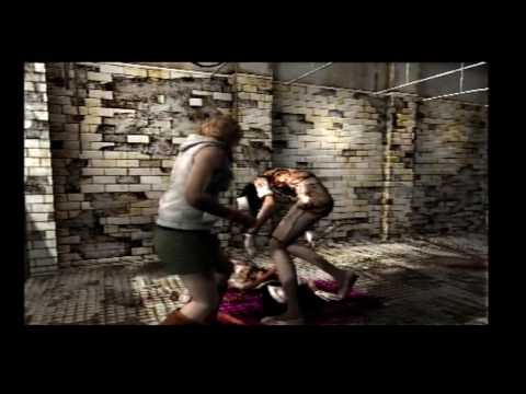 Silent Hill 3 - two mechanics quirks