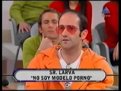 Murió El Larva, el recordado personaje del bizarro programa Zap TV