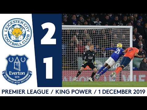 LEICESTER CITY 2-1 EVERTON | SICKENER AS BLUES LOSE LATE FOLLOWING VAR CALL