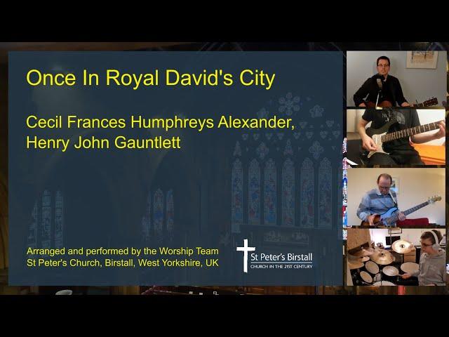 Once In Royal Davids City