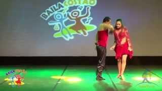 Baila Mundo - Lidio Freitas e Monique Marculano (Baila Costão 2015)