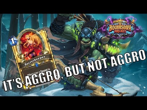 Boomsday Control Warlock | Facing Aggro and Control in One Game!