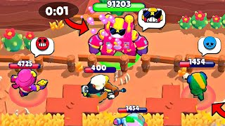1000 IQ HIDING SPOT in Brawl Stars! Fails & Wins #202