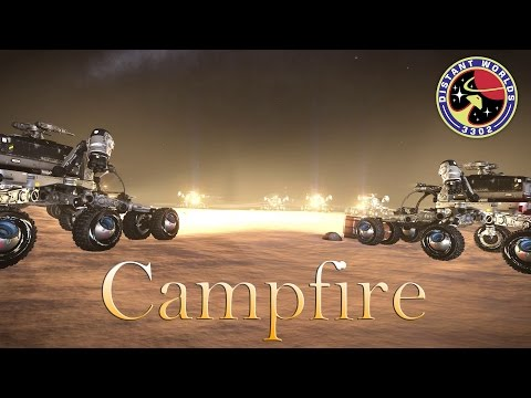Distant Worlds: One last campfire