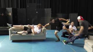 Craig Putman's 2016 Stunt Reel