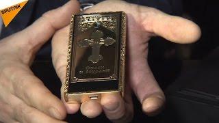 بالفيديو.. شركة سويسرية تنتج أول هاتف «مسيحي»