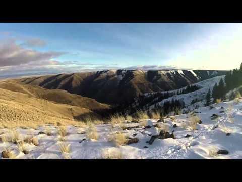 Asotin Creek Canyon