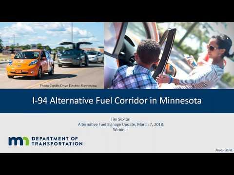 Alternative Fuel Signage Update