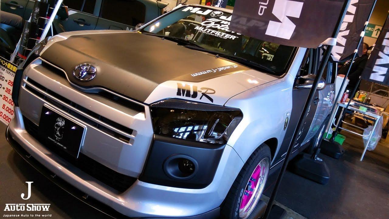 Hd Mj Japan Toyota Probox Ncp16 Bodykit トヨタ・プロボックスカスタム
