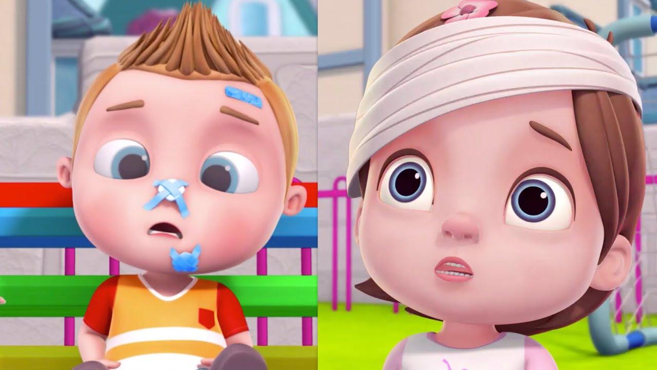 I Like To Play Song | BooBoo Song (Single)| Nursery Rhymes & Kids Songs | Baby Ronnie Rhymes