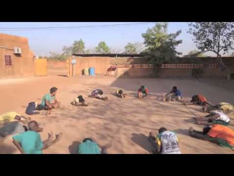Inclusive Sports Education Burkina Faso - English