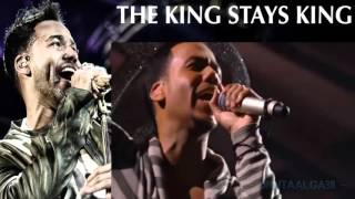 Romeo Santos Medley Enseñame a olvidar La Pelicula Live The King Stays King