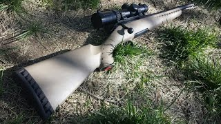 is the ruger american ranch 300 blackout a piece of s t shooting review