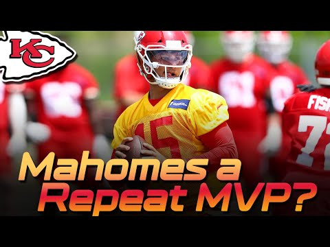Can Chiefs Patrick Mahomes put up back-to-back MVP seasons? | Kansas City Chiefs 2019 NFL
