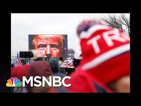'Zero Threat': Trump, GOP, Right-Wing Media Downplay Horror Of Capitol Riot | All In | MSNBC