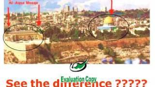 Masjid Al-Aqsa is NOT Dome of the Rock