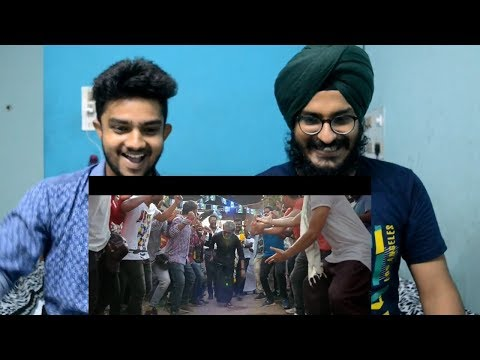 Kaala (Tamil) Trailer REACTION | Rajinikanth | Pa Ranjith | Dhanush | Santhosh Narayanan