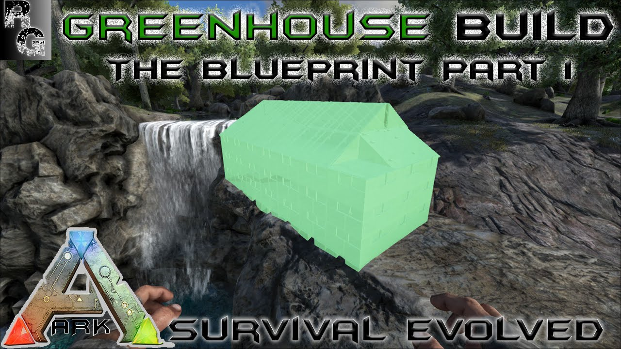 Ark survival evolved greenhouse build the blueprint youtube malvernweather Gallery