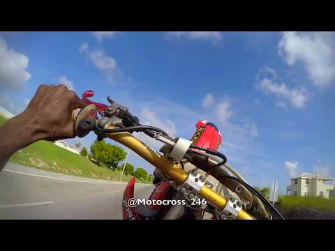 St Kitts & Nevis Meets Up With Motocross 246
