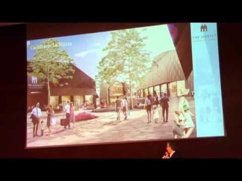 Polo della Moda - The Market il progetto architettonico per San Marino