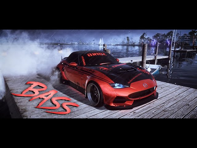 Lukasoprom - OG (BASS BOOSTED) / NFS: Mazda MX-5 Cinematic