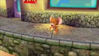 Tom And Jerry: War Of The Whiskers - Gameplay PS2 HD 720P