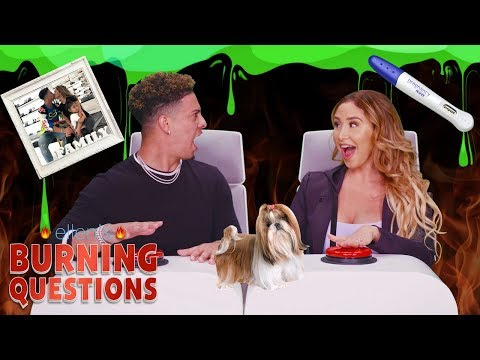 The ACE Family Reveals All in Ellen's 'Burning Questions'