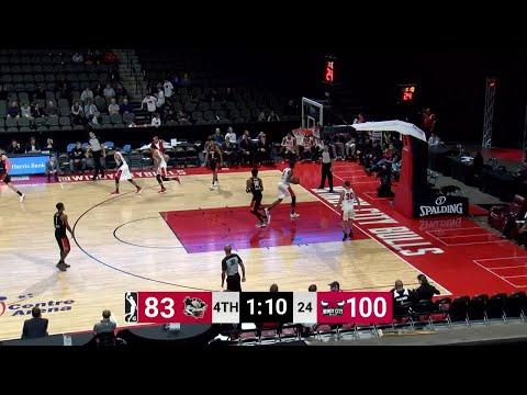 Roscoe Smith Posts 23 points & 10 rebounds vs. Windy City Bulls