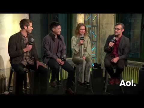 The Cast Of The Edge Of Seventeen Discuss The Movie | BUILD Series