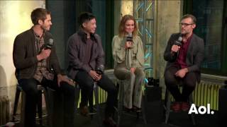 """The Cast Of """"The Edge Of Seventeen"""" Discuss The Movie 