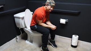The Toilet, Tracking Sushi, Contest Winner