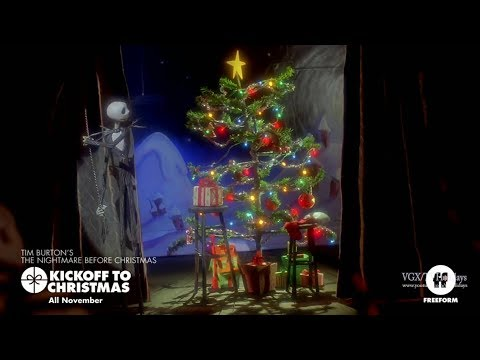 Kickoff Of Christmas 2020 Freeform Freeform HD US Kickoff To Christmas Advert 2018   YouTube
