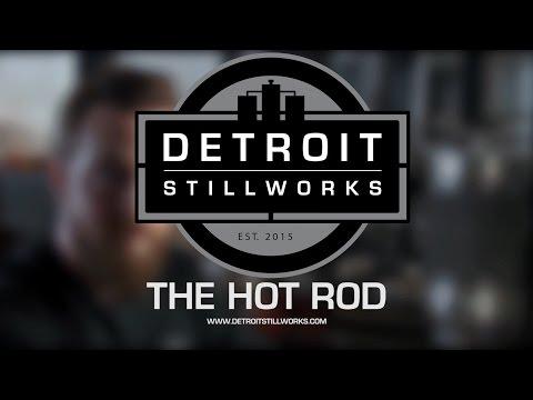 Craft Distillation Equipment - The Hot Rod By Detroit Stillworks