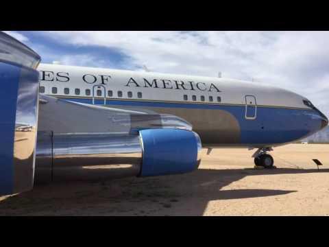 Boeing 707 JT3D blow-in doors explained