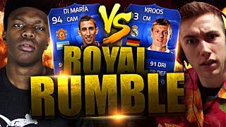 FIFA 15 | FINAL GAME! | ROYAL RUMBLE