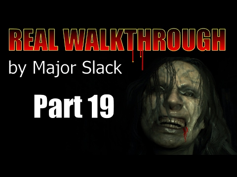 Resident Evil 7 Walkthrough Part 19 - The Wrecked Ship: How to Fix the Elevator