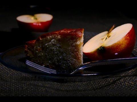 "Tasty Mistakes *Russian Apple Cake"" Яблочный Пирог"