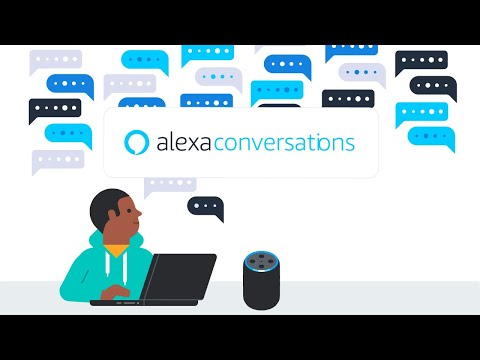 Introducing Alexa Conversations
