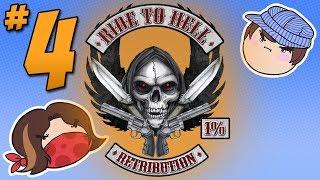Ride to Hell: Waist-High Walls - PART 4 - Steam Train