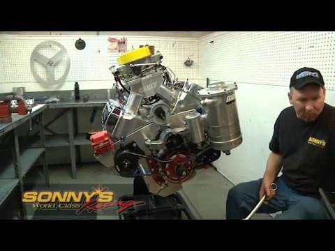 Sonny's Racing Engines Tour Of The Lynchburg VA. World Class Facility