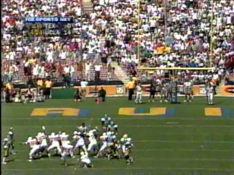 1998 Texas @ UCLA - First Half
