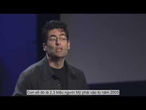 [TED VietSub] Chris Jordan minh họa một vài số liệu gây sốc