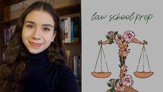 HOW TO PREPARE FOR LAW SCHOOL