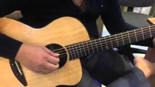Buông Đôi Tay Nhau Ra- Guitar Demo