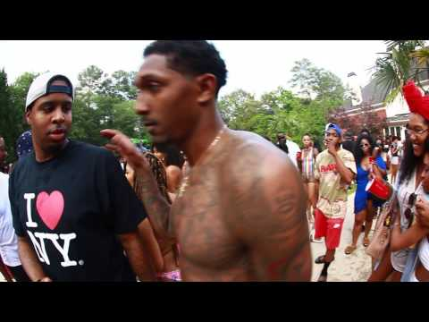 Lou Williams - 2nd Annual LouWillVille Memorial Day Weekend Pool Party - 2017