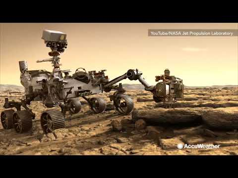 NASA begins construction of Mars 2020 rover mission - YouTube
