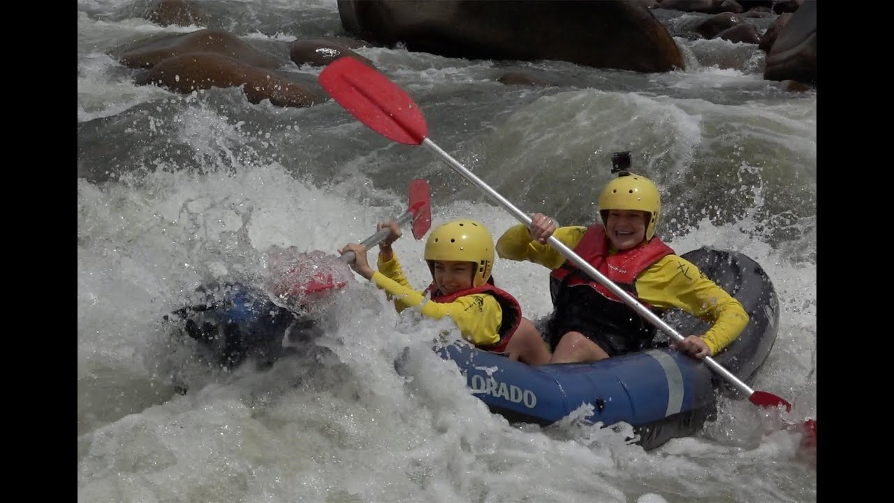 video Full Day Sports Rafting